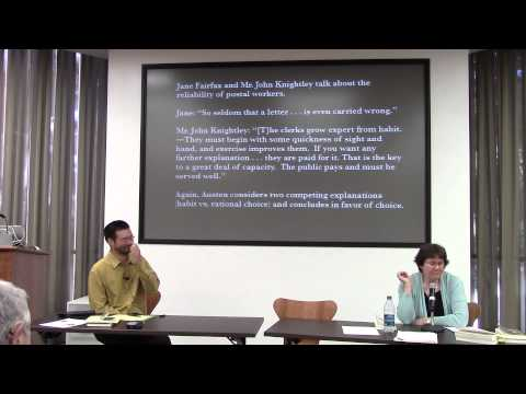 Pride, Prejudice, and Strategic Thinking: A Conversation between Michael Chwe and Anne Mellor