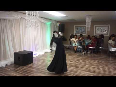 Bryan Andrew Wilson  Turning Away Praise Dance By Ms. Nana