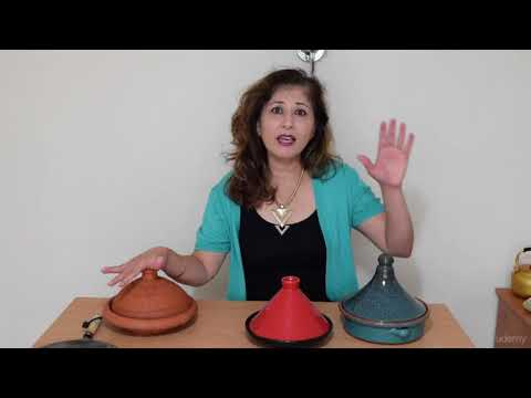 Cook 3 Moroccan Tagine Recipes Easily! : Specialist Tools for Cooking Tagine Recipes
