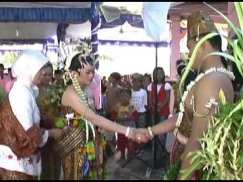 Resepsi Pernikahan Jawa