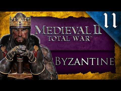 STAINLESS STEEL: MEDIEVAL 2 TOTAL WAR: BYZANTINE EMPIRE CAMPAIGN - EP. 11 - SIEGE OF VENICE!