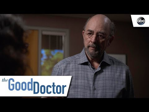 Dr. Glassman's Gift To Dr. Blaize – The Good Doctor