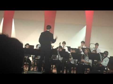 Bernardsville Middle School Jazz Band