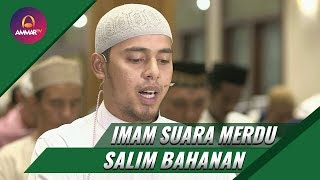 Imam Suara Merdu | Salim Bahanan | Surat Al Fateha - Al Hasyr 22 - 24