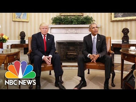 President Obama on President-elect Trump's Victory: There Was Just Surprise | NBC News