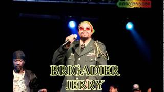BRIGADIER JERRY - JAH CREATION