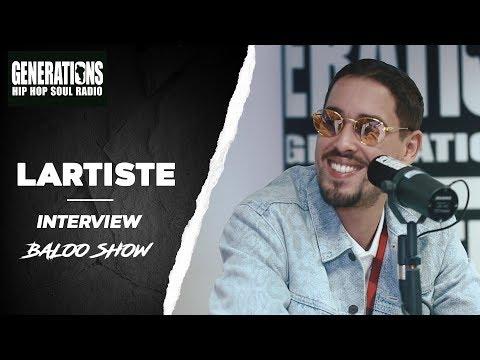 Youtube: Lartiste – Interview BalooShow: »Je ne sais pas chanter, j'utilise de l'Auto-tune…»