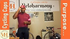 Cycling Caps Purpose