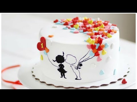 wedding-anniversary-cake-decorating-for-beginner|romantic-personalised-wedding-cake-topper-tutorial