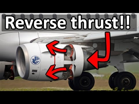 What If The Reversers OPEN In Flight?!