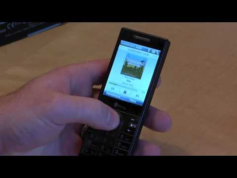 Vidéo test HTC S740 qualité SD