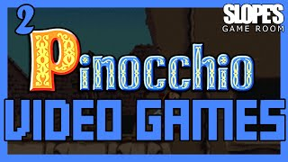 2, Pinocchio movie & video game review - SGR