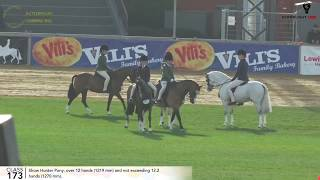 2018 Butterfields Farm Direct Royal Adelaide Show Main Arena LIVE - Day 3
