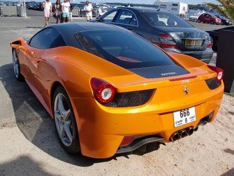 rrr's-ferrari-458-italia---black-&-orange