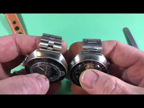 Seiko 6138 UFO / Yachtman Reference Guide 46