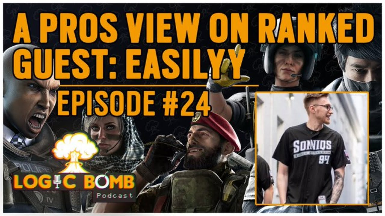 What a Siege Pro Thinks About Ranked || EP. 24 Guest: Easilyy