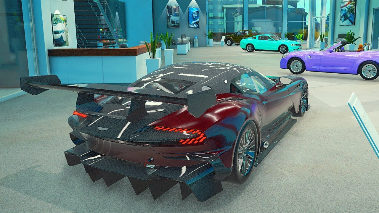 Car mechanic simulator 2019 моды на машины