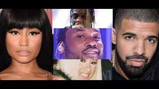 Drake Bringing out ALL Nicki Minaj ENEMIES on Tour its Very Strange and Obvious