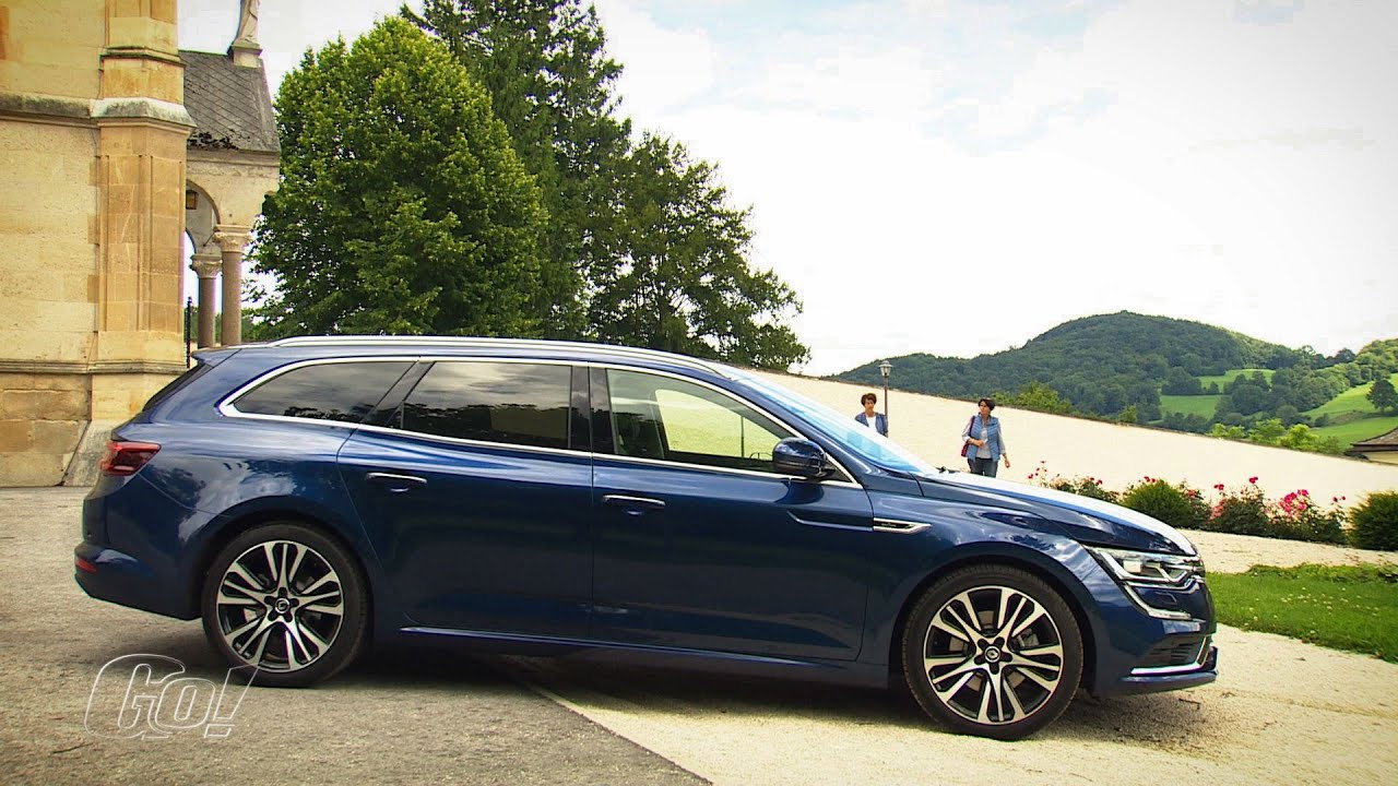 Renault Talisman Grandtour Der Test You