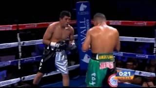 Isaac Cruz Jr vs Iván Basurto