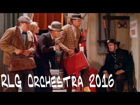RLG Orchestra 2016 - Olsenbande Thema