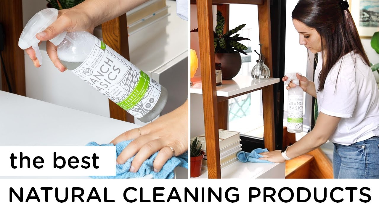 BEST NATURAL CLEANING PRODUCTS ‣‣ Branch Basics Review