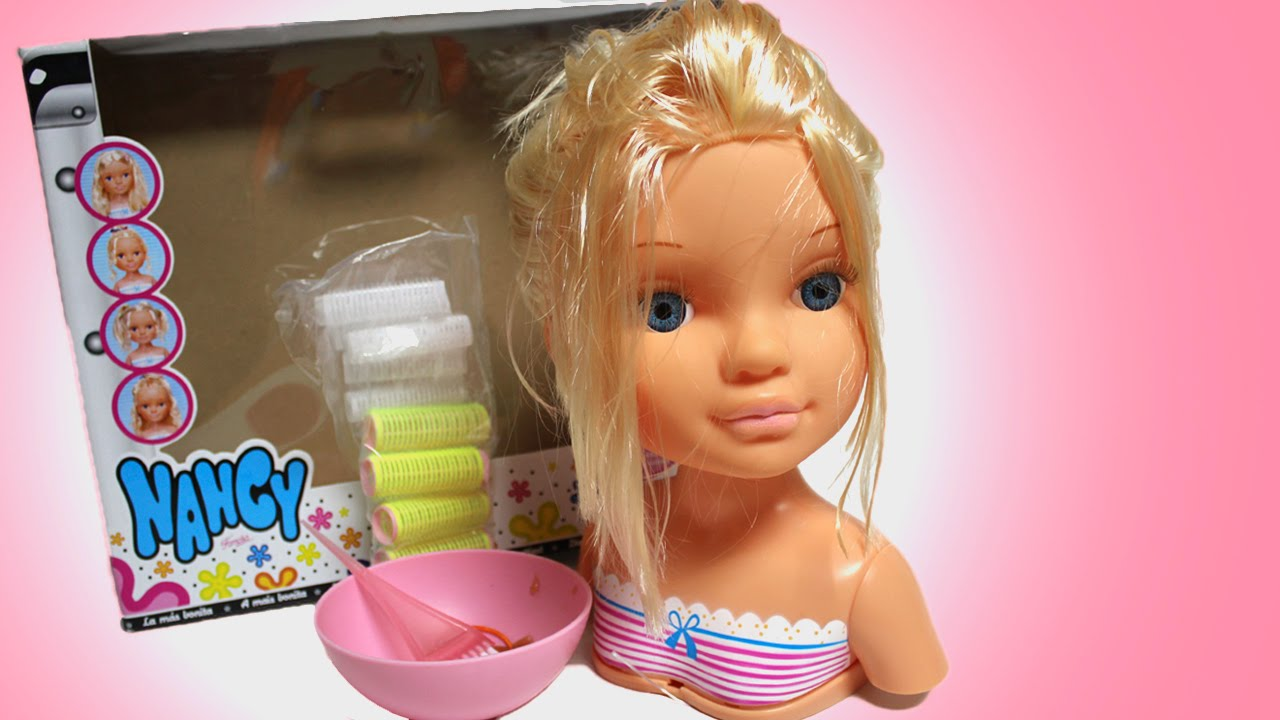 How To Comb My Girl Doll Hair With Hairbrush Youtube