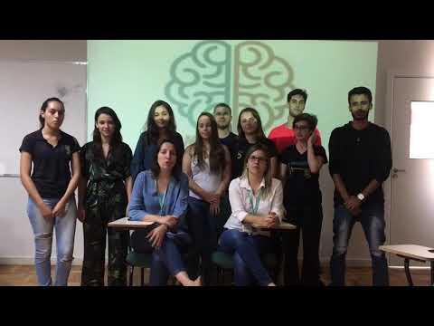 Convite da Neuro Eixo para o evento Run for Parkinson's Brasil 2019.