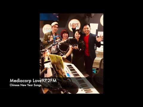 Intune Music Radio Interview Mediacorp Love 972FM with Aaron Matthew Lim Peng Chi Sheng Tay Sia Yeun