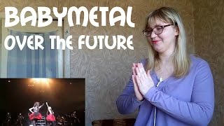 Thank you very much for watching my reaction to BABYMETAL - Over Th...