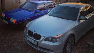 BMW E60. Очередное вложение!