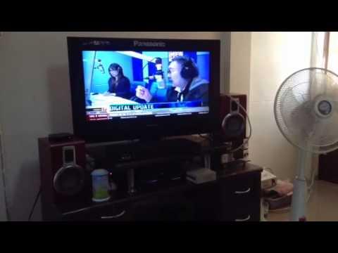 Fm 100.5 live on Tv