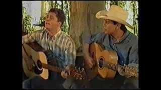 Leandro & Leonardo - Programa Sérgio Reis 1997