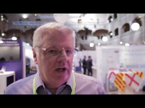 SSON Interviews Mike Stops, Group Director, Services Centres, NSG Group in Amsterdam
