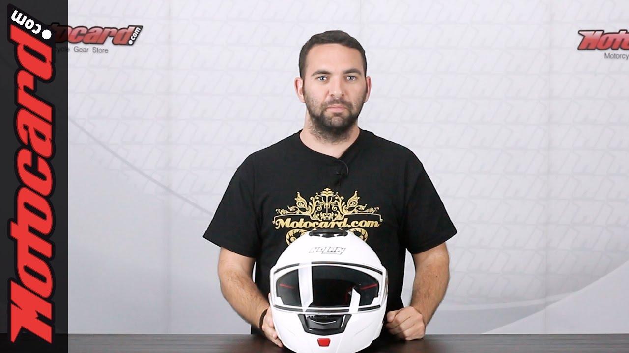 helmets FLIP-UP da moto e scooter nolan N90-2