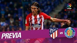 Previa Atltico de Madrid vs Getafe CF