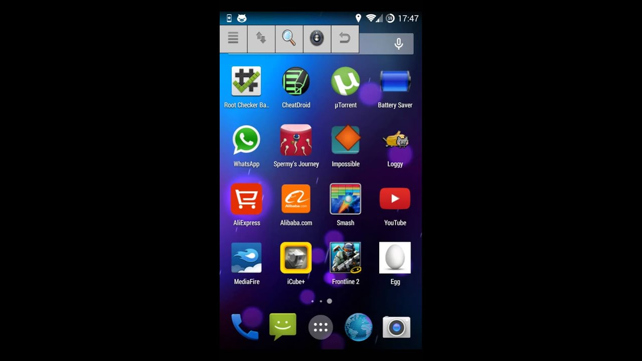 How To Hack Android Apps Using Gamecih Root Youtube
