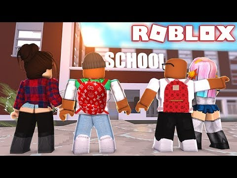 *ALL NEW* FIRST DAY OF SCHOOL IN ROBLOX (Robloxian HighSchool) MEGA UPDATE