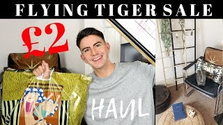 FLYING TIGER COPENHAGEN £2 DREAM DAYS SALE | BARGAIN HOMEWARE HAUL