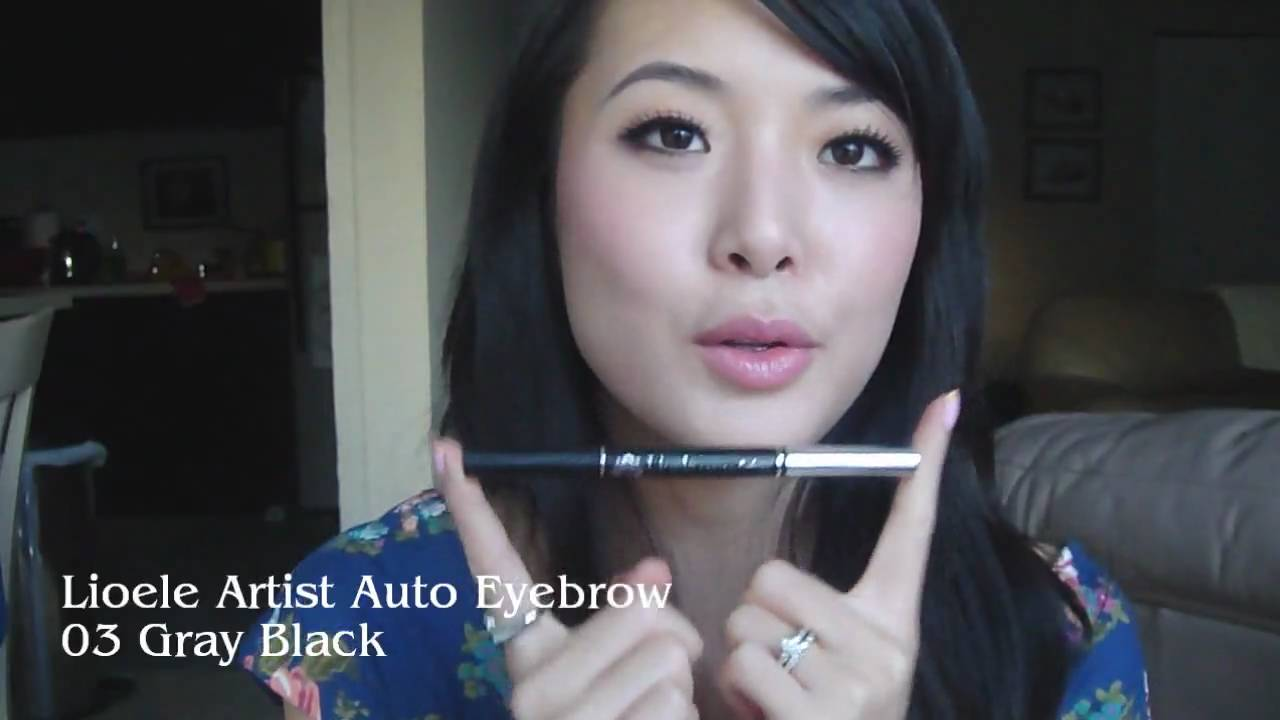 Lioele Review Pact Lipstick Concealer Brow Pencil Pearl Base