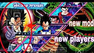 Download DBZ shin Budokai mod 5v new mod new players