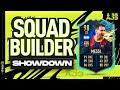 Fifa 21 Squad Builder Showdown!!! TEAM OF THE SEASON MESSI!!!
