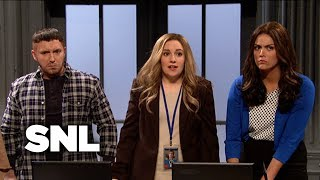 Subscribe to SaturdayNightLive: http://j.mp/1bjU39d TV Show Parodie...