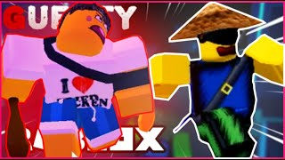 WILL I ESCAPE FROM TELAMON?! I Roblox Guesty 🏭 CHAPTER 5! / Gameplay