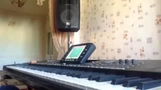 Лезгин на синтезаторе Lezginka. Супер играет
