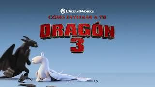 ТВ Спот Как Приручить Дракона 3 How to Train Your Dragon 3 The Hidden World