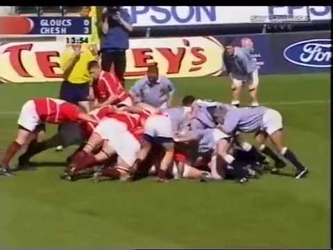 Rugby County Championship Final 2002 - Cheshire v Gloucestershire