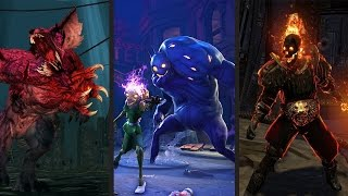 Top Ten Free Online Horror Games