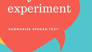 Body Fat Experiment - [PTE MOST REPEATED - JULY 2018] Summarize Spoken Text | PTE King