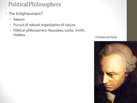 The Enlightenment and Scientific Revolution